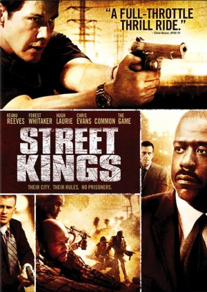 Street Kings Dvd cover