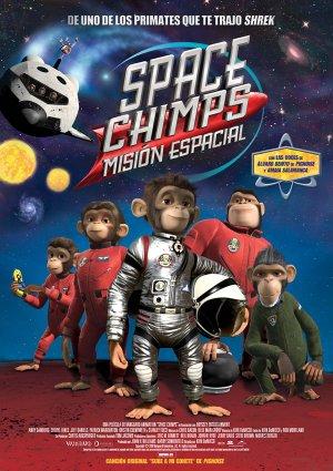 Space Chimps 600x850