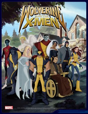 Wolverine and the X-Men 850x1100