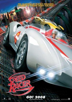 Speed Racer 2481x3508