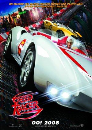 Speed Racer 2480x3508