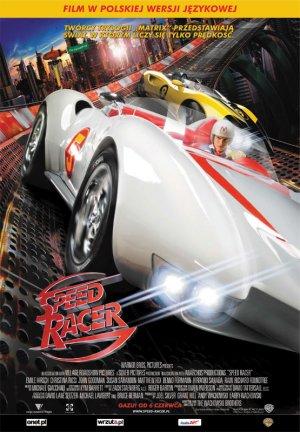 Speed Racer 555x800
