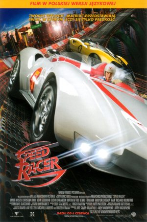 Speed Racer 780x1180