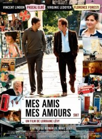 Mes amis, mes amours poster