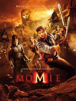The Mummy: Tomb of the Dragon Emperor 600x800