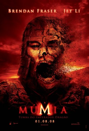 The Mummy: Tomb of the Dragon Emperor 2412x3543