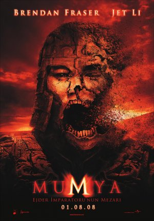 The Mummy: Tomb of the Dragon Emperor 2679x3860