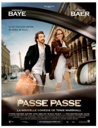 Passe-passe poster
