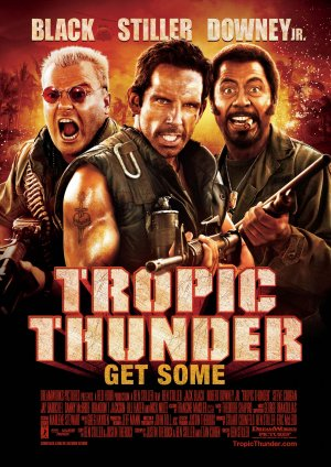 Tropic Thunder 2481x3508