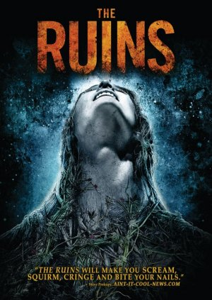 The Ruins Dvd cover