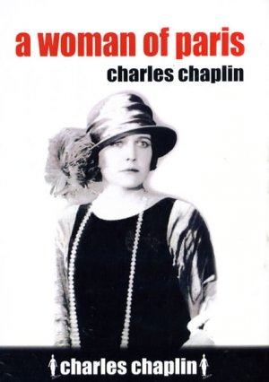 A Woman of Paris Dvd cover
