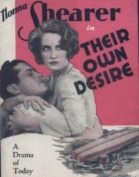 Their Own Desire poster