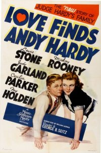 Love Finds Andy Hardy poster