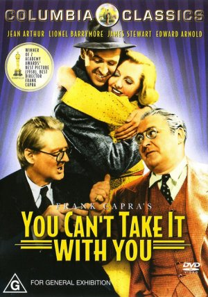 You Can't Take It with You 535x761