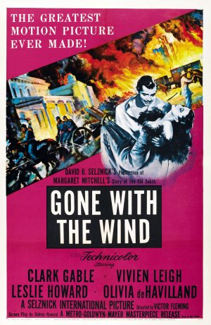 Gone with the Wind 2688x4130