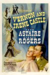 The Story of Vernon and Irene Castle poster