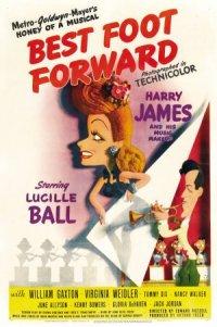 Best Foot Forward poster