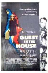 Guest in the House poster
