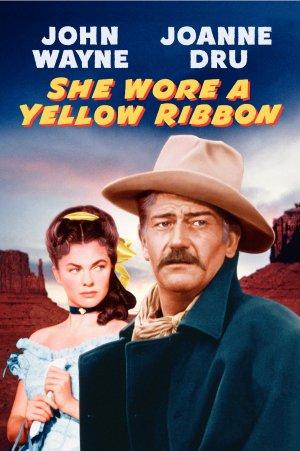 She Wore a Yellow Ribbon 1462x2196