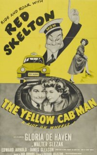The Yellow Cab Man poster