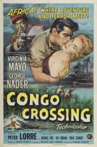 Congo Crossing poster