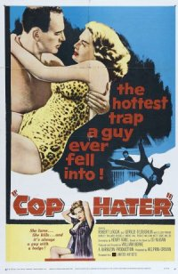 Cop Hater poster