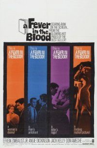 A Fever in the Blood poster