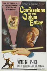 Confessions of an Opium Eater poster