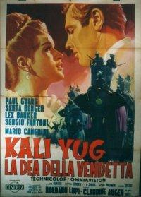 Vengeance of Kali poster