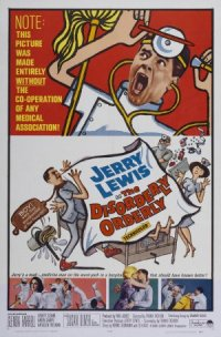 The Disorderly Orderly poster