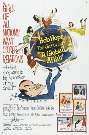 A Global Affair Poster