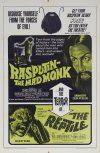 Rasputin: The Mad Monk Poster