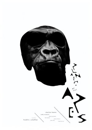 Planet of the Apes 494x697