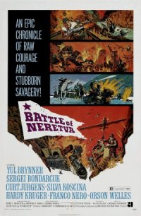 Bitwa nad Neretwa poster
