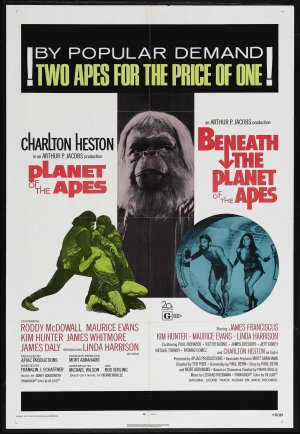 Beneath the Planet of the Apes 2073x3000