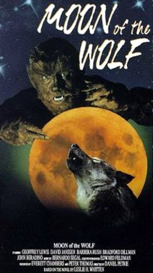 Moon of the Wolf Vhs cover