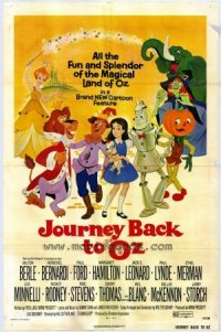 Journey Back to Oz poster