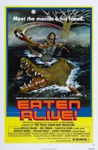 Eaten Alive poster