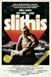 Spawn of the Slithis poster
