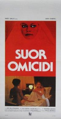 Killer Nun poster