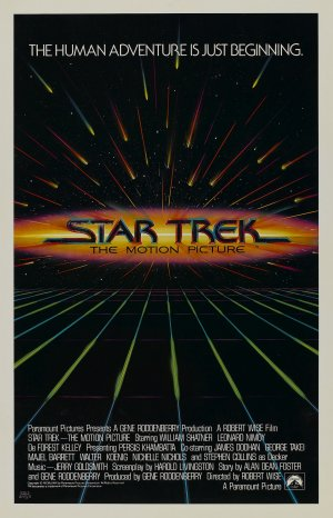 Star Trek: The Motion Picture 1675x2600
