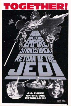 Star Wars: Episodio V - El Imperio contraataca 636x949