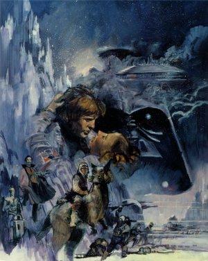 Star Wars: Episodio V - El Imperio contraataca 2392x3001