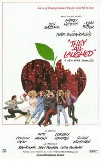 They All Laughed poster