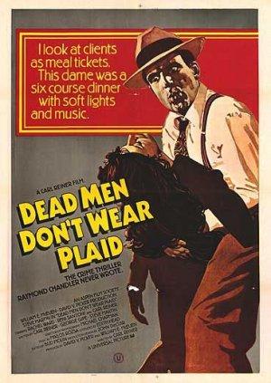 Dead Men Don't Wear Plaid 369x520