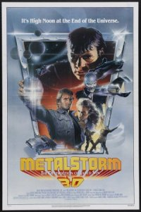 Metalstorm: The Destruction of Jared-Syn poster