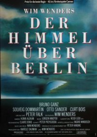 The Sky Above Berlin poster