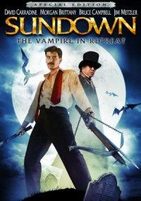 Sundown: The Vampire in Retreat poster