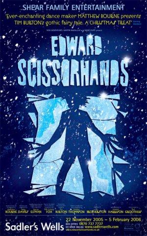 Edward Scissorhands 438x700