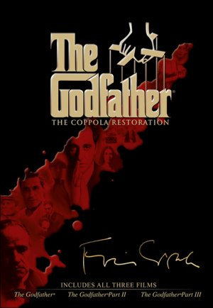 The Godfather Trilogy: 1901-1980 Cover